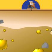 Шахта с золотом