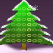Шаткая елка