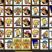 Симпсоны маджонг