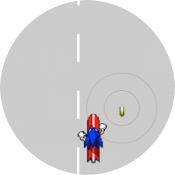Sonic гонщик