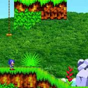 Sonic на острове