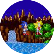 Sonic новые декорации