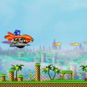 Sonic Сражение в небе