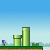 Sonic в мире Марио