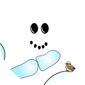 Создай снеговика