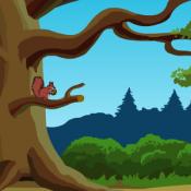 Спасение дерева от бобров