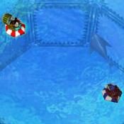 Столкновение на лодках