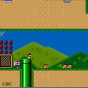 Супер Марио флеш мир