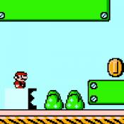 Супер Марио прыжки