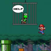 Супер Марио Спасение Йоши