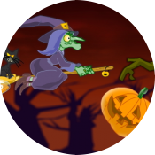 Ведьма на гибриде