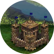 Возведение замка