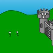 Замок и варвары