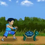 Запусти черепаху