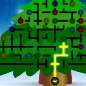 Зажги рождественскую елку