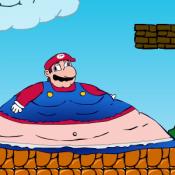 Жирный Марио