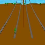 Жук на проводах