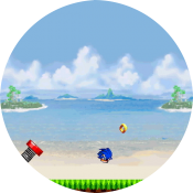 Злой Sonic