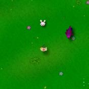 Зомби против зайчика